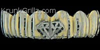Hand-Cut Shape Grillz