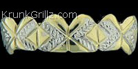 X Diamond Cut Grillz Grillz