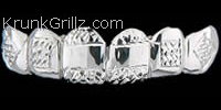 Special Diamond Cut Grillz Grillz