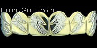 Bolt Cut Grillz