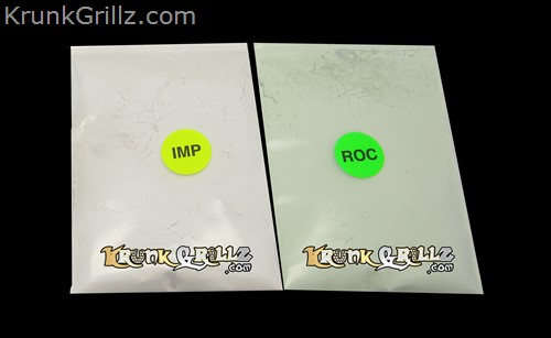 Powder ONLY for Mold Kit Grillz