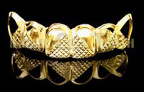 Gold Grillz