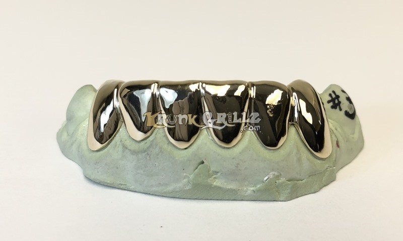 Grillz Original Gold Grill Custom 2