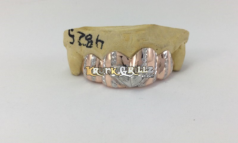 Grillz Hand-Cut Shape Grillz Custom 1