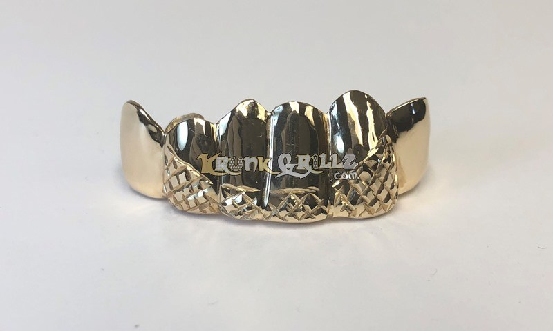 Grillz Smooth Style Custom 1