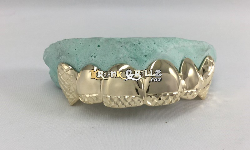 Grillz Edge & Fang Kut Custom 4
