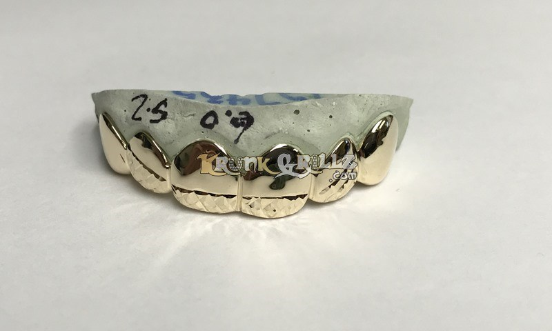 Grillz Smooth Style Custom 2