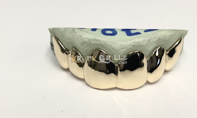 Grillz Original Gold Grill Custom 3