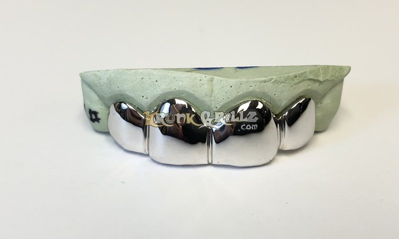 Grillz Polished Fangs Grillz Custom 2